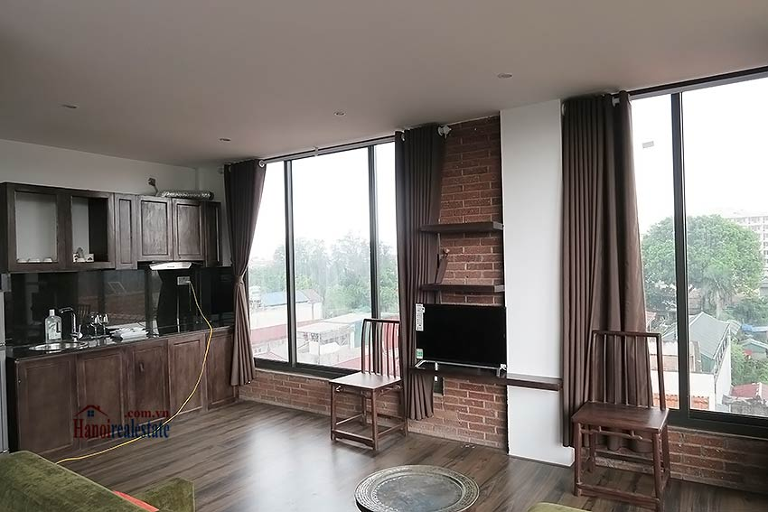 Brand new Studio apartment in the heart of Tay Ho, short walk to Fraser Suites 1
