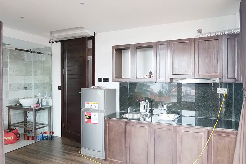 Brand new Studio apartment in the heart of Tay Ho, short walk to Fraser Suites 3