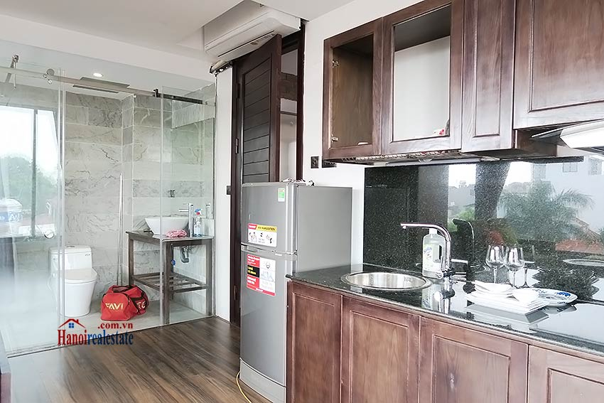Brand new Studio apartment in the heart of Tay Ho, short walk to Fraser Suites 4