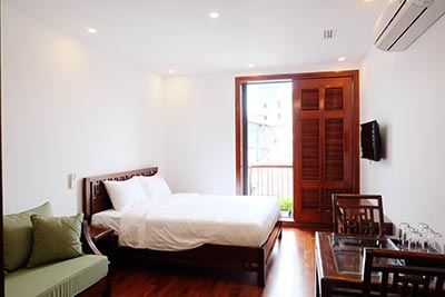 Brand new studio apartment to let in Hai Ba Trung, Hanoi