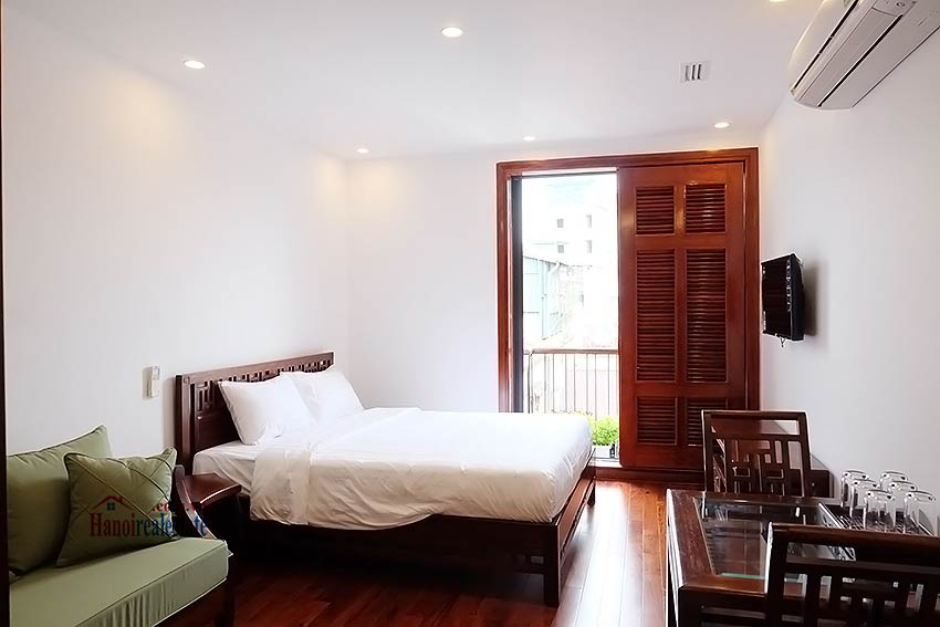 Brand new studio apartment to let in Hai Ba Trung, Hanoi 1
