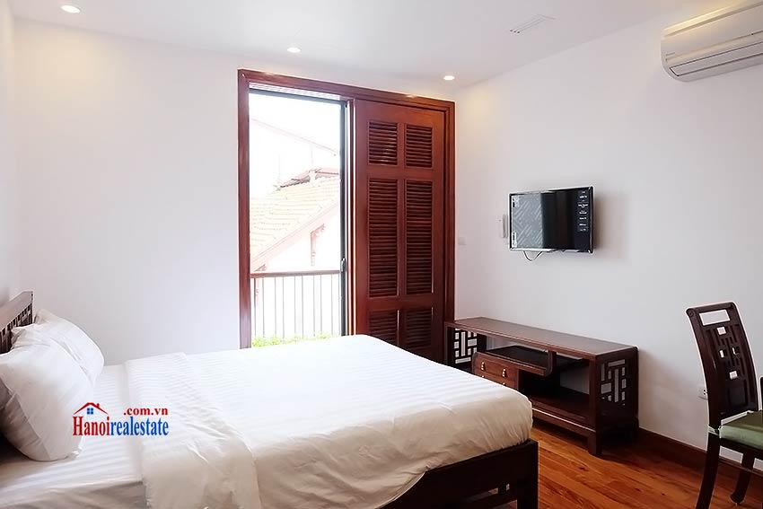 Brand new studio apartment to let in Hai Ba Trung, Hanoi 2