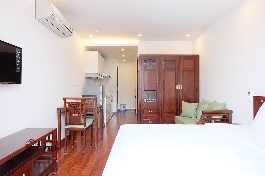 Brand new studio apartment to let in Hai Ba Trung, Hanoi 3