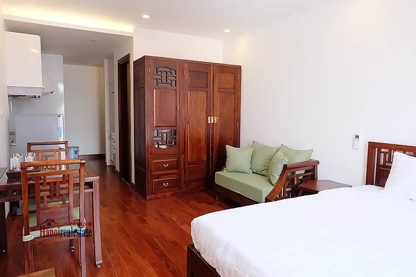 Brand new studio apartment to let in Hai Ba Trung, Hanoi 4