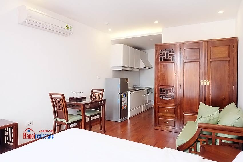 Brand new studio apartment to let in Hai Ba Trung, Hanoi 5