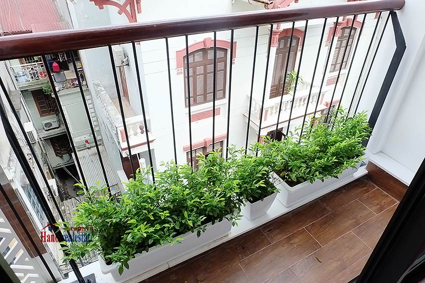 Brand new studio apartment to let in Hai Ba Trung, Hanoi 6