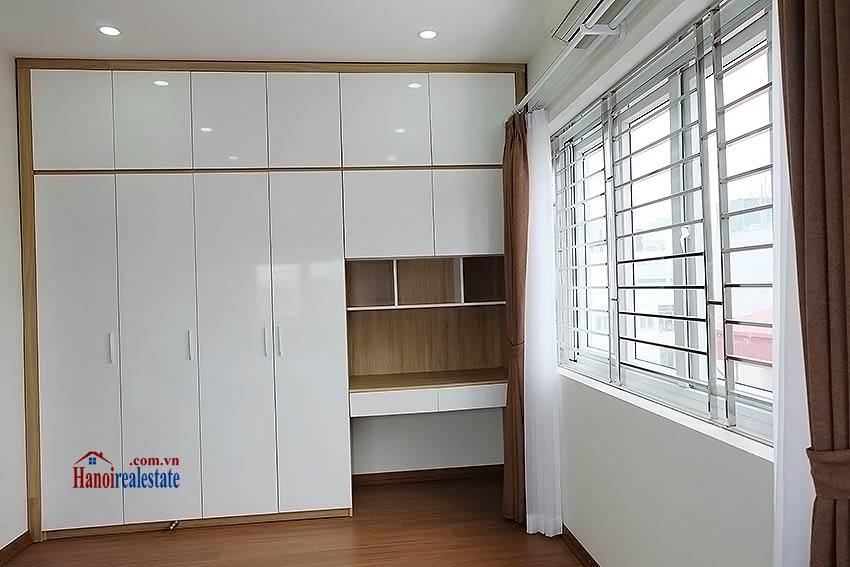 Brand-new 01BR apartment, fully furnished in Yen Phu Village 10