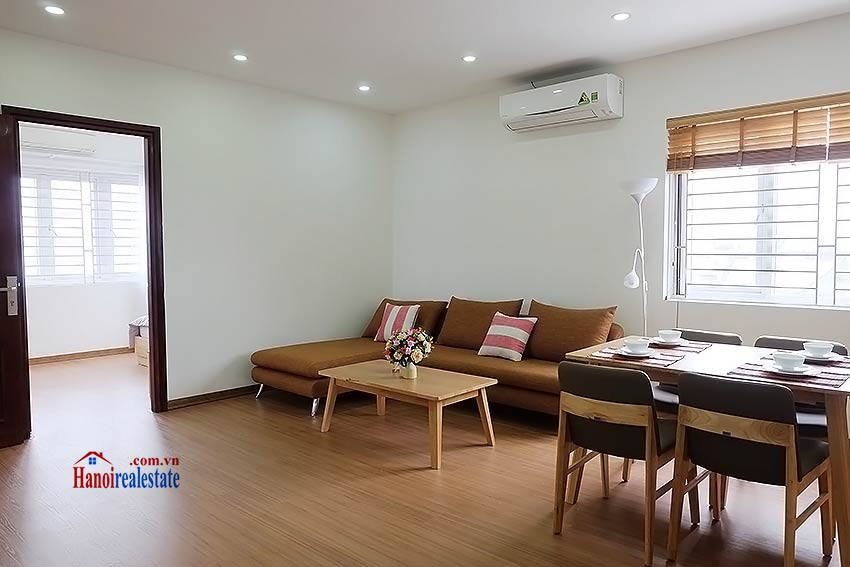Brand-new 01BR apartment, fully furnished in Yen Phu Village 4