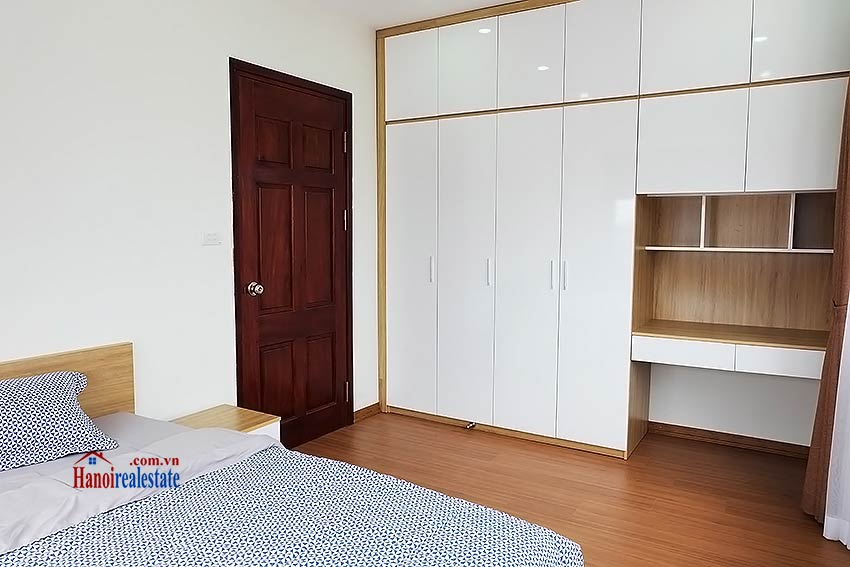 Brand-new 01BR apartment, fully furnished in Yen Phu Village 9