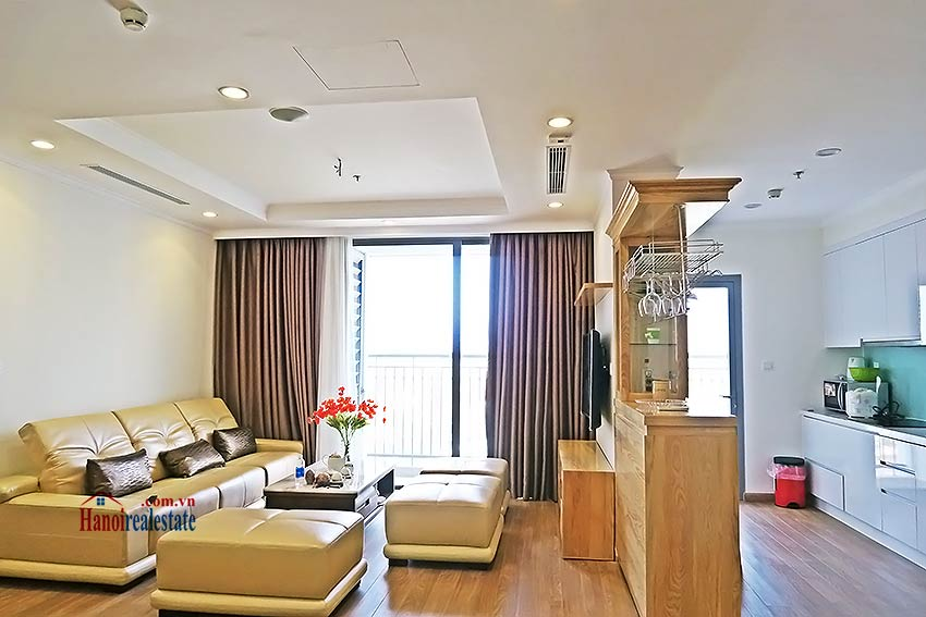 Brand-new 03BR apartment in Park Hill Premium, Times City 1