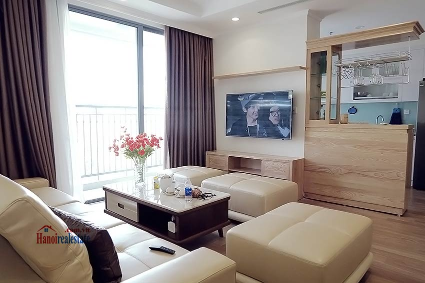 Brand-new 03BR apartment in Park Hill Premium, Times City 4