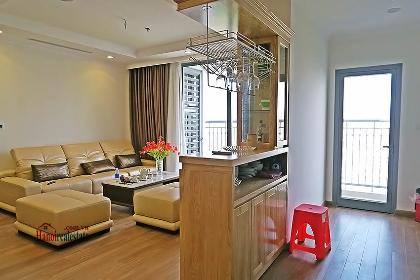Brand-new 03BR apartment in Park Hill Premium, Times City 5
