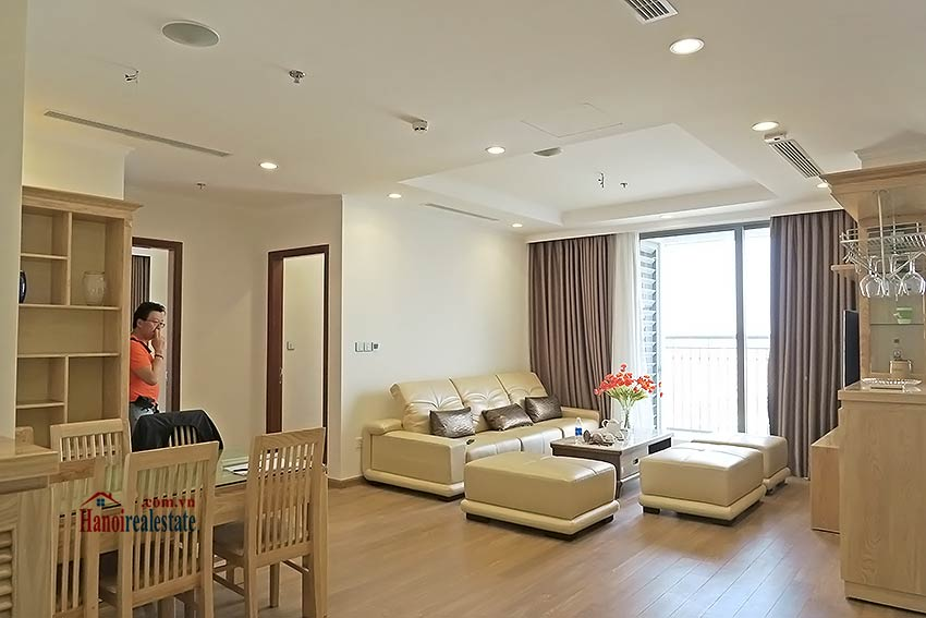Brand-new 03BR apartment in Park Hill Premium, Times City 6
