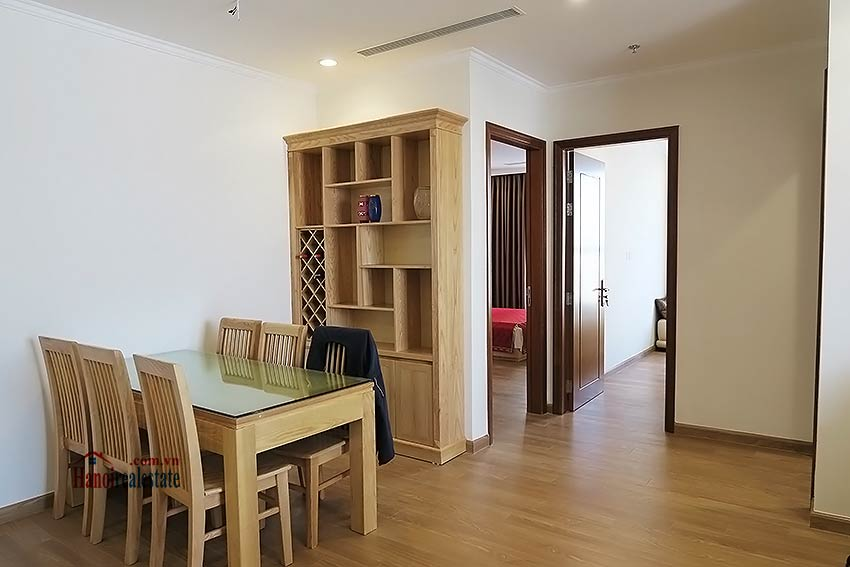 Brand-new 03BR apartment in Park Hill Premium, Times City 7