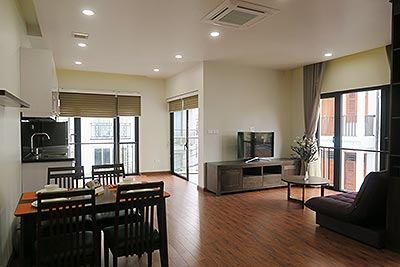 Brandnew and spacious apartment 01BR in Tay Ho, close to Elegant Suites