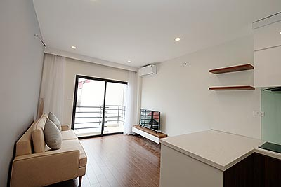 Brandnew apartment 01 bedroom in Tay Ho, short distance to Intercontinental Hotel