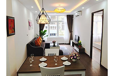 Brandnew apartment for rent in Linh Lang, Ba Dinh, Near Lotte Center
