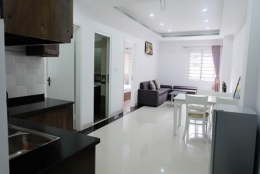 Brand-new apartment with 02 bedrooms in Nui Truc, Ba Dinh 1