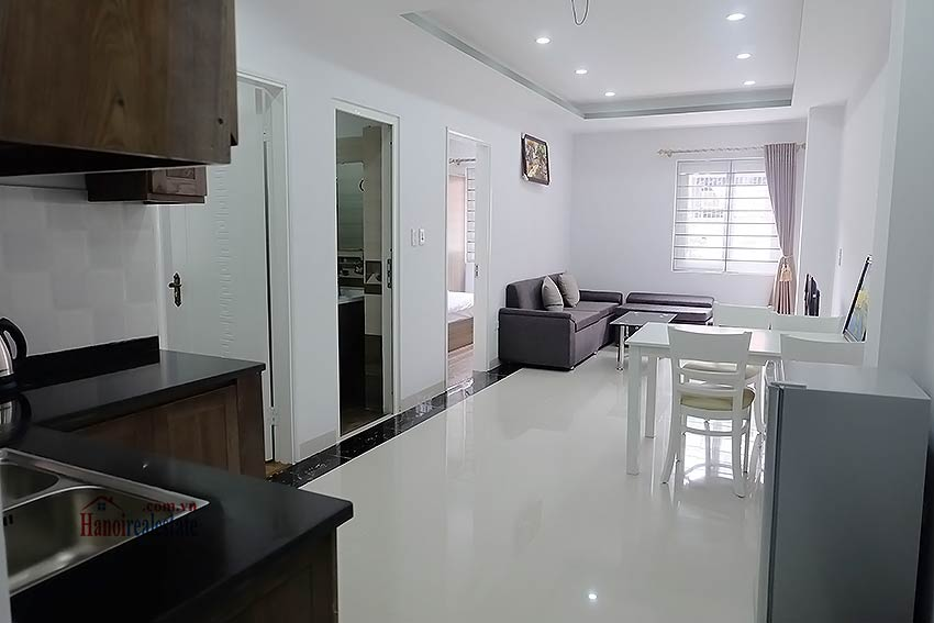 Brand-new apartment with 02 bedrooms in Nui Truc, Ba Dinh 2