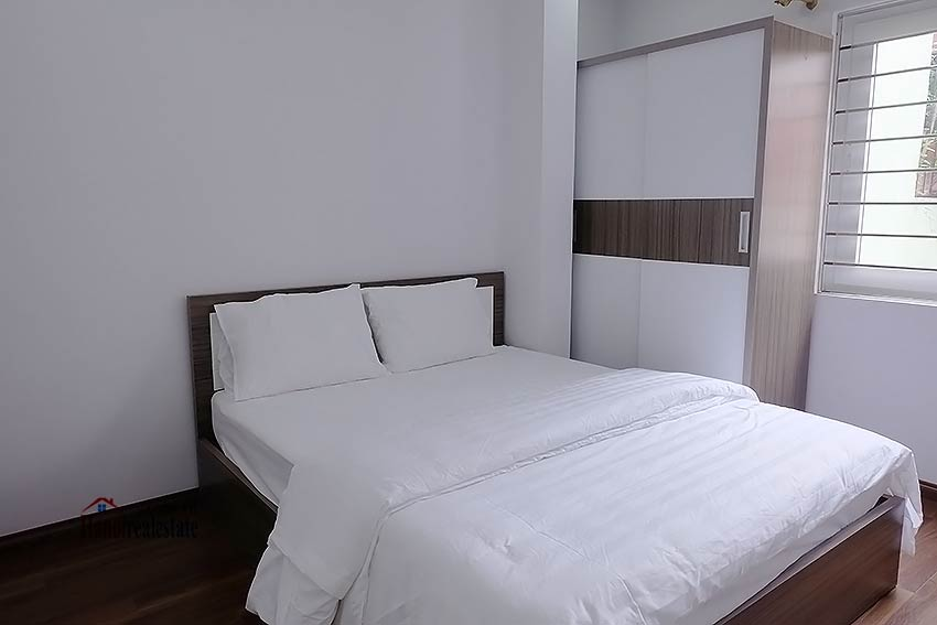 Brand-new apartment with 02 bedrooms in Nui Truc, Ba Dinh 9