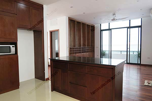 Brand-new, fully furnished 04BRs villa for rent at Tay Ho, with swimming pool. 22