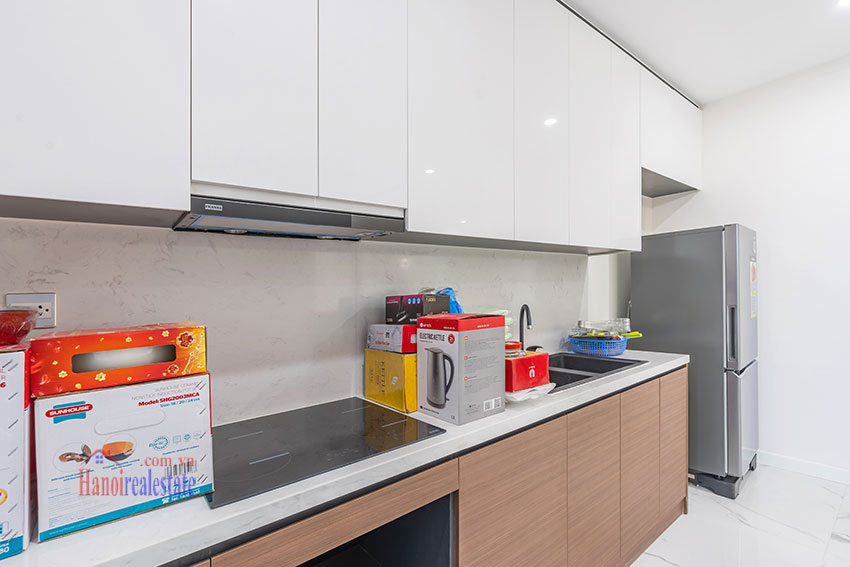 Brandnew Red River view 03 bedroom apartment in S2 Tower Sunshine City 1