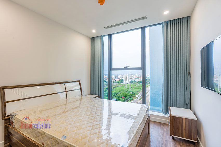 Brandnew Red River view 03 bedroom apartment in S2 Tower Sunshine City 2