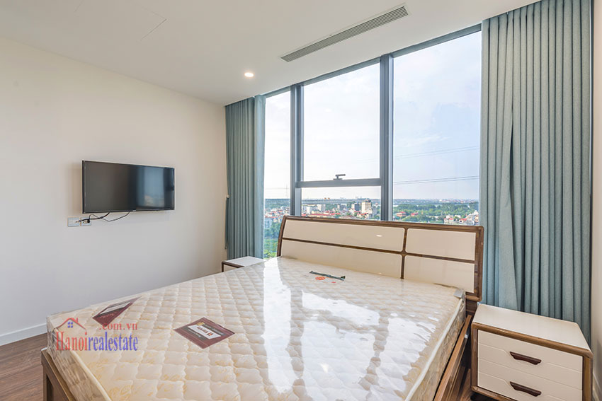 Brandnew Red River view 03 bedroom apartment in S2 Tower Sunshine City 9