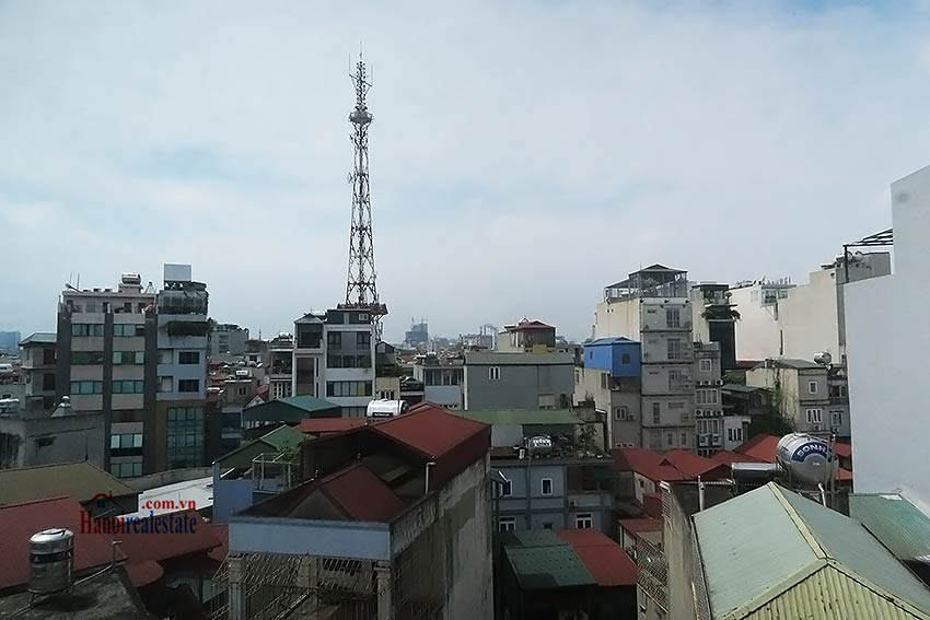 Brandnew seviced apartment for rent in Cat Linh, Ba Dinh Dist 13