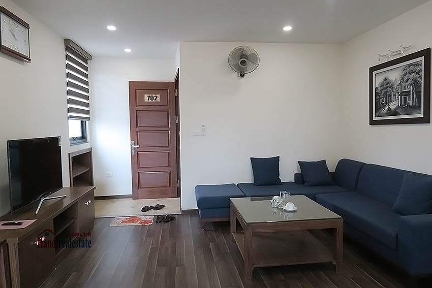 Brandnew seviced apartment for rent in Cat Linh, Ba Dinh Dist 2