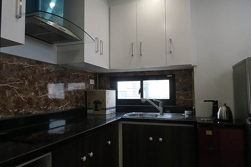 Brandnew seviced apartment for rent in Cat Linh, Ba Dinh Dist 5