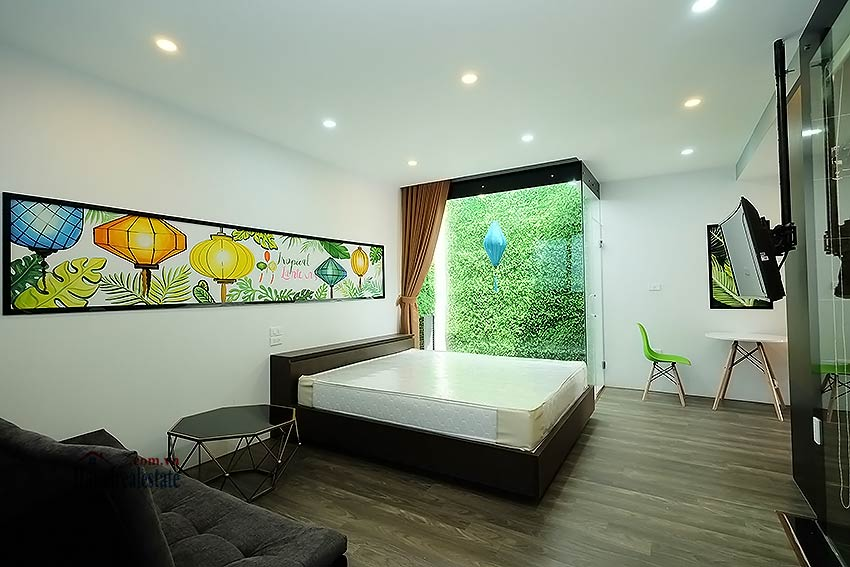 Brandnew studio in Tay Ho, close to Water Park 1