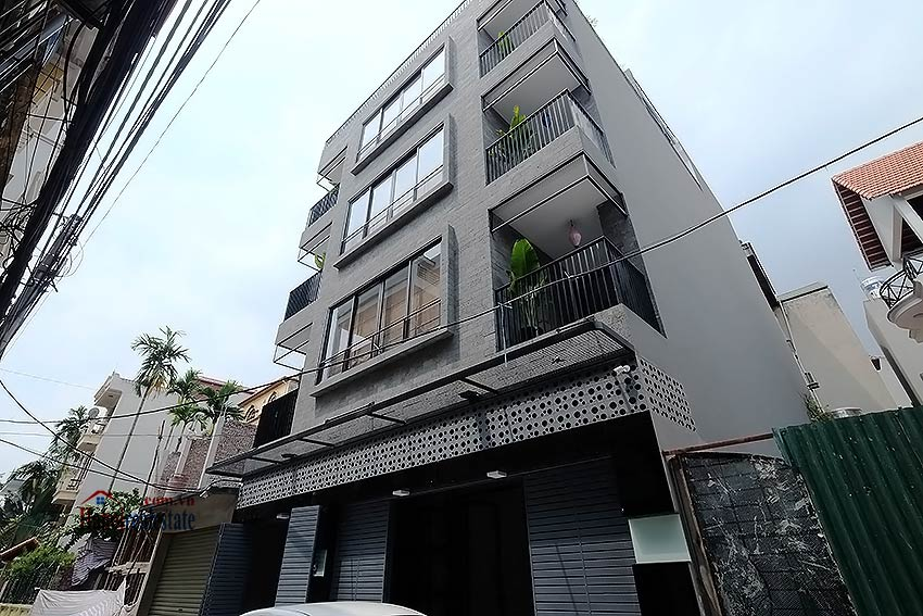 Brandnew studio in Tay Ho, close to Water Park 13