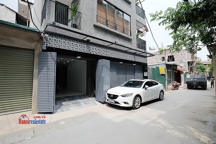 Brandnew studio in Tay Ho, close to Water Park 16