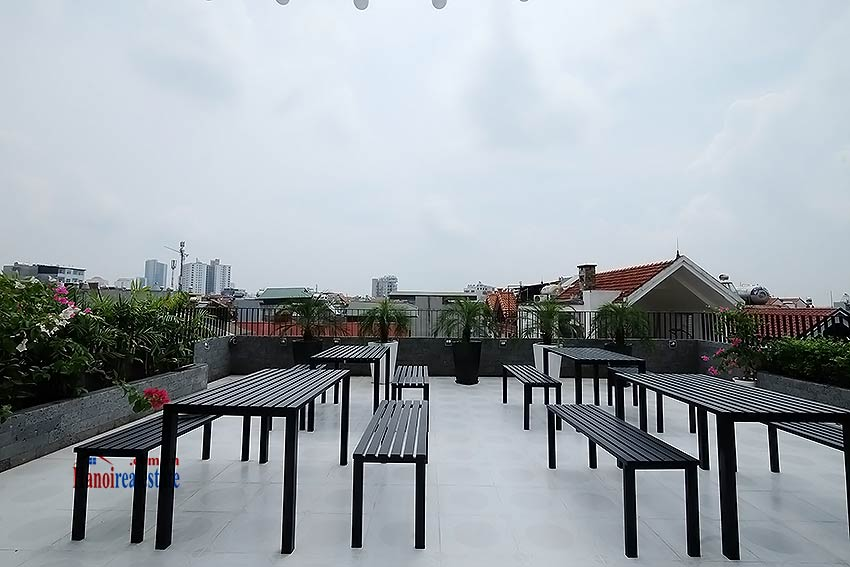 Brandnew studio in Tay Ho, close to Water Park 18