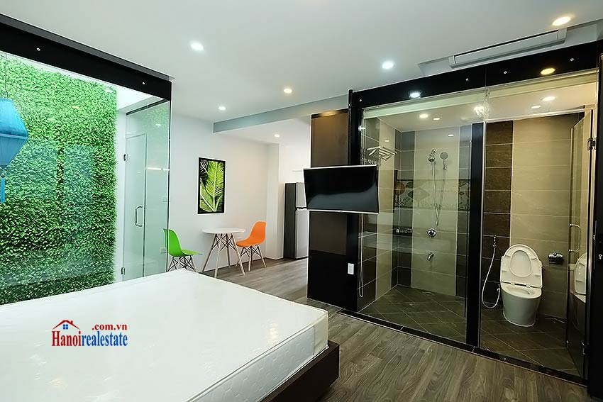 Brandnew studio in Tay Ho, close to Water Park 4