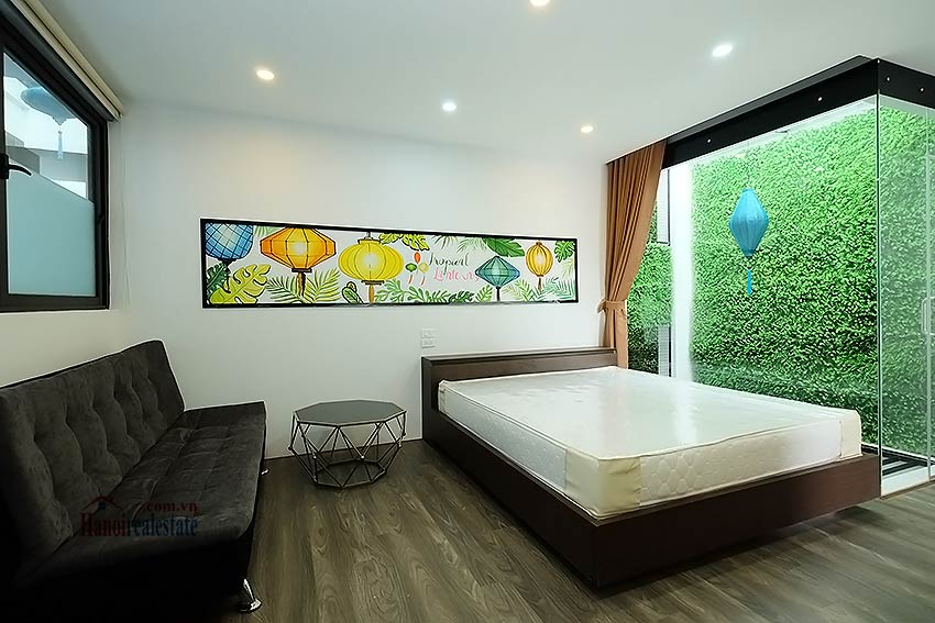 Brandnew studio in Tay Ho, close to Water Park 5