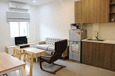 Bright 02BRs apartment on Hoang Hoa Tham – Ba Dinh District