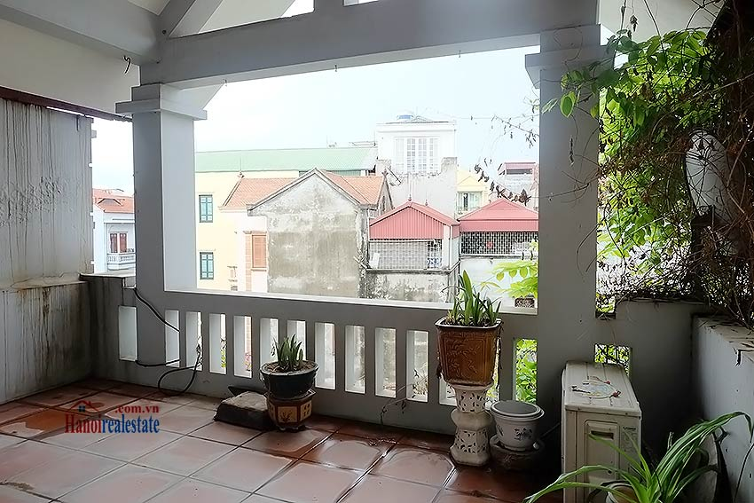 Bright 03BR house for rent in Au Co, Tay Ho Dist 34