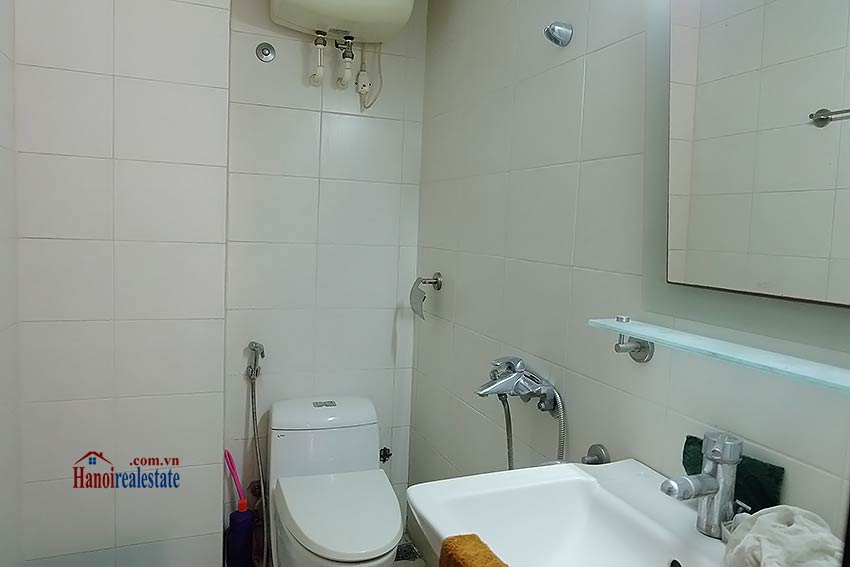 Bright 03BR house for rent in Au Co, Tay Ho Dist 6