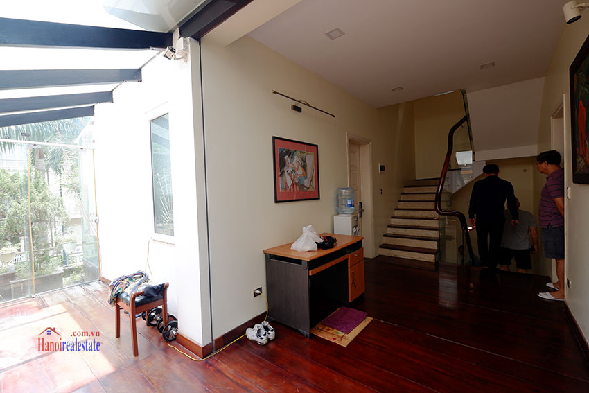 Bright 04BRs house for rent in quiet T8 Ciputra 19
