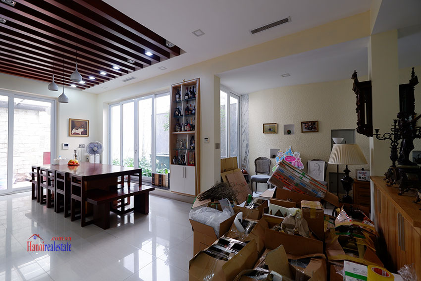 Bright 04BRs house for rent in quiet T8 Ciputra 20