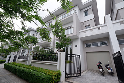 Bright 05BRs house for rent in K block Ciputra, brand new