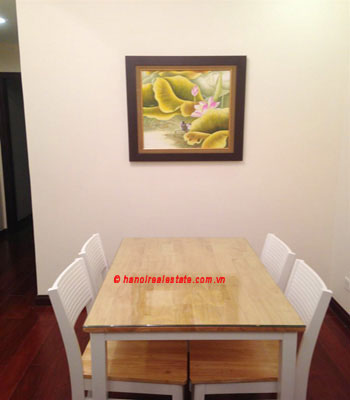 Bright & airy 2 bedroom apartment at Royal City Hanoi for lease 10