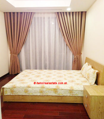 Bright & airy 2 bedroom apartment at Royal City Hanoi for lease 11