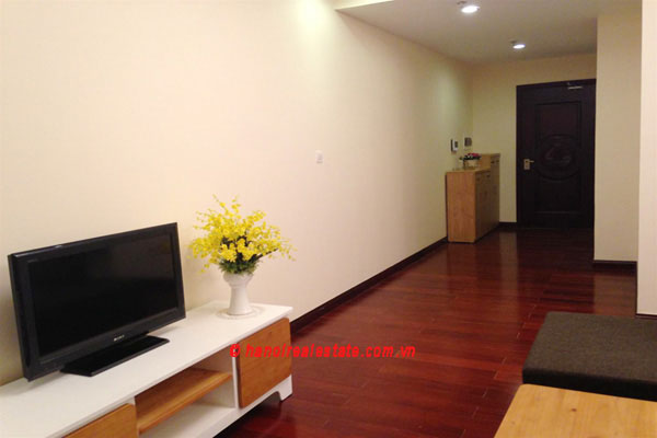 Bright & airy 2 bedroom apartment at Royal City Hanoi for lease 4