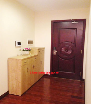 Bright & airy 2 bedroom apartment at Royal City Hanoi for lease 6