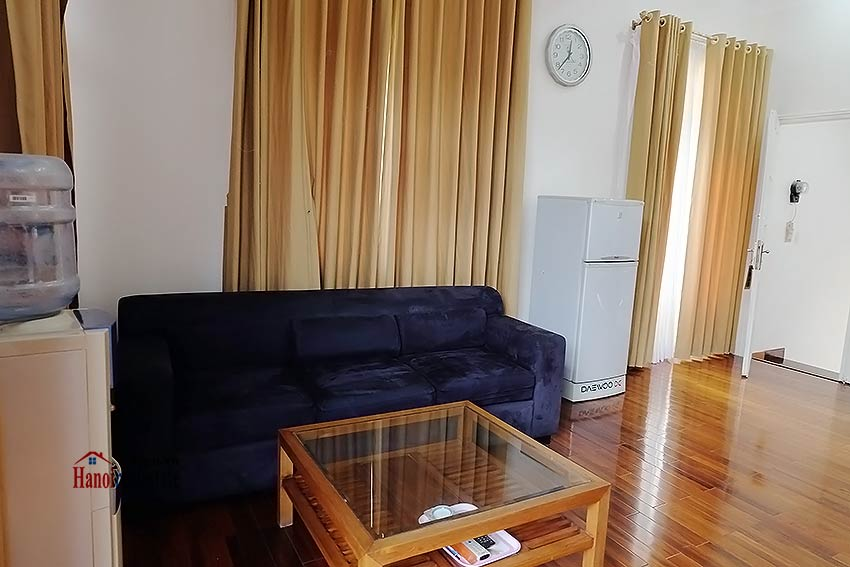 Bright and airy 01BR apartment for rent in Kim Ma, fully furnished 3