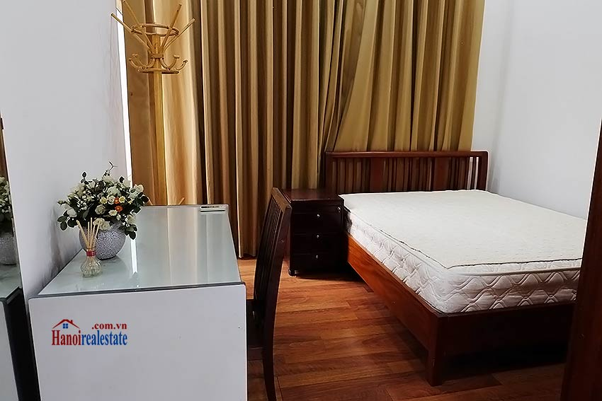 Bright and airy 01BR apartment for rent in Kim Ma, fully furnished 6