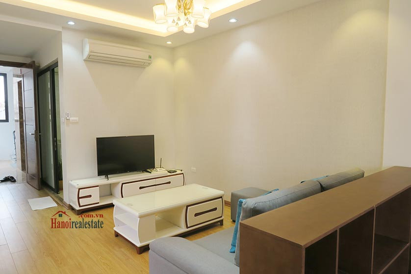 Bright, Brand New Studio Apartment At Dong Da District, With Balcony 1 Awesome Design
